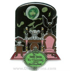 Disney The Haunted Mansion Pin - Re-Haunting - Madame Leota
