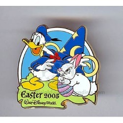 Disney Easter Pin - Donald Duck
