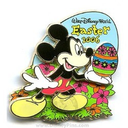Disney Easter Pin - Mickey Mouse