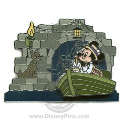 Disney The Scoop! Pin - Pirates of the Caribbean