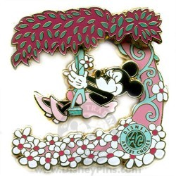 Disney Artist Choice Pin - Minnie Mouse