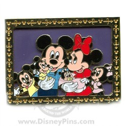 Disney Where Dreams HapPin Pin - Minnie's Dream