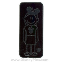 Disney Hidden Mickey Pin - Family - Mom with Mouse Ears