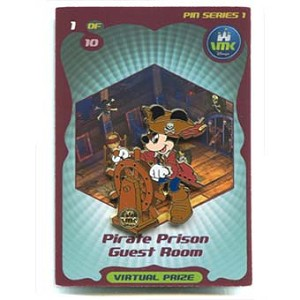 Disney Mystery Pin & Card Collection - VMK - Captain Mickey