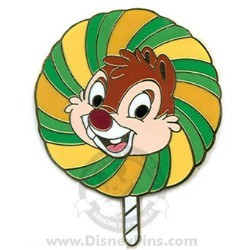 Disney Mystery Tin Pin - Lollipop - Dale