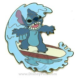 Disney Mystery Pin - Expedition: PINS - Stitch
