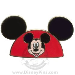 Disney Mystery Pin - Character Ear Hats - Mickey Ears