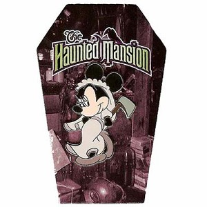 Disney Mystery Pin - The Haunted Mansion - Minnie