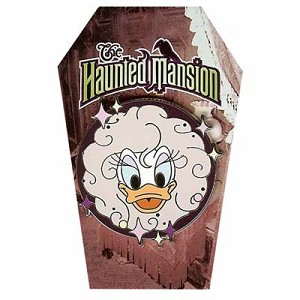 Disney Mystery Pin - The Haunted Mansion - Daisy