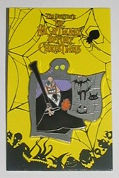 Disney Mystery Pin & Card - Nightmare Before Christmas - Mayor