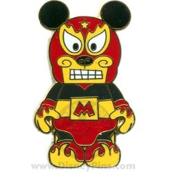 Disney Mystery Pin - vinylmation - Dragon Mickey