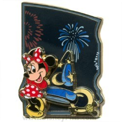 Disney Passholder Pin - Disney-MGM Studios 2007 - Minnie Mouse