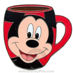 Disney Spotlight Pin - Mug - Mickey Mouse