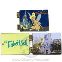 Disney Spotlight Pin - Autograph Book - Tinker Bell