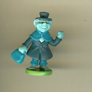Disney Series 3 Mini Figure - HITCHHIKING GHOST #2 – PHINEAS