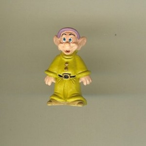 Disney Series 5 Mini Figure - DOPEY