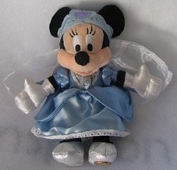 Disney Plush - Minnie - Once Upon a Toy #4 LE