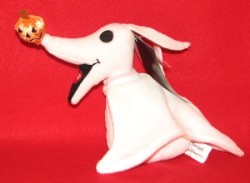 disney plush zero light up nightmare before christmas