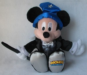 Disney Plush - Mickey – PhilharMagic