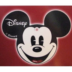 Disney Engraved ID Tag - Mickey Mouse - Face