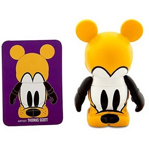 Disney vinylmation Figure - Big Eyes - Pluto