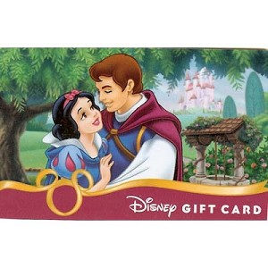 Disney Collectible Gift Card - Meant to Be - Snow White