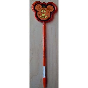 Disney Keepsake Pen - Halloween Mickey Pumpkin