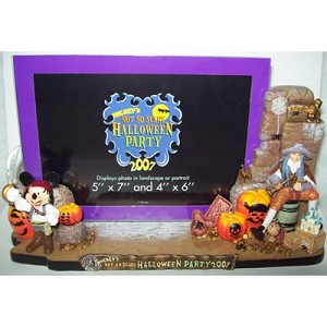 Disney Picture Frame - 4 x 6 - Mickey's Not So Scary Halloween Party