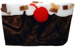 Disney Basin Fresh Cut Soap - Hot Fudge Sundae