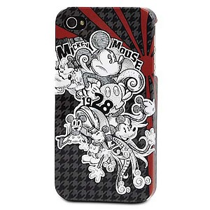 Disney iPhone 4 Case - Houndstooth Mickey Mouse