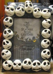Disney Picture Frame - 4 x 6 - Nightmare Before Christmas
