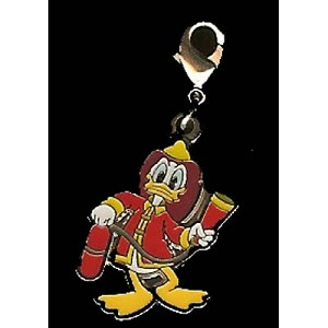 Disney Dangle Charm - DONALD DUCK NEW YORK