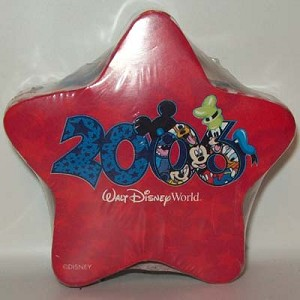 Disney Magic Towel -  2006 - Mickey and Friends