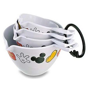 Disney Measuring Cup Set - Best of Mickey Mouse