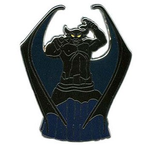 Disney Villains Pin - Chernabog