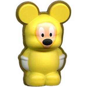 Disney vinylmation Pin - 3D - Mickey Mouse in Poncho
