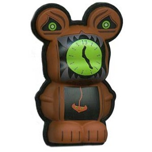 Disney Vinylmation Pin - 3D - Haunted Mansion Clock