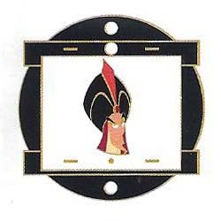 Disney Mystery Pin - Animation Art - Jafar
