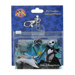 Disney Lanyard Pouch - Nightmare before Christmas Lanyard Pouch