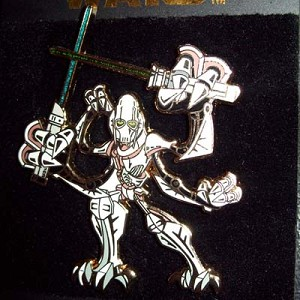 Disney Star Wars Pin - General Grievous