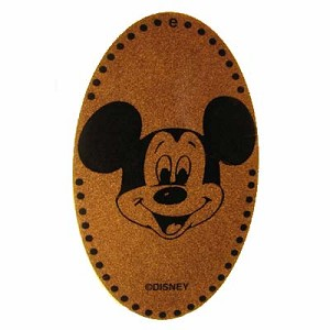 Disney Pressed Penny - Mickey Mouse