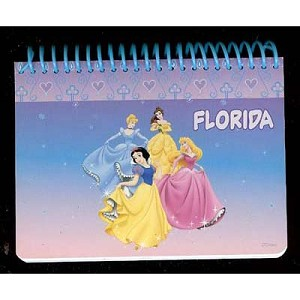 Disney Autograph Book - Princess