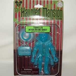 Disney Haunted Mansion Figurine - The Hitch Hiking Ghosts - Phineas