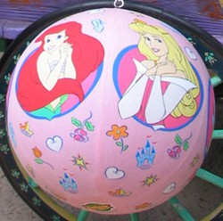 Disney Balzac Ball - 20 Inch - Princesses Princess