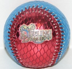 Universal Collectible Baseball - Dueling Dragons 1ST EDITION