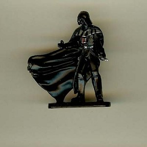 Disney Series 9 Star Wars Mini Figure - DARTH VADER