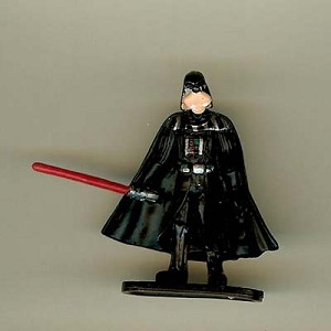 Disney Series 9 Star Wars Mini Figure - DARTH GOOFY