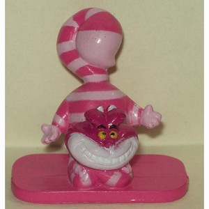 Disney Series 11 Mini Figure - CHESHIRE CAT