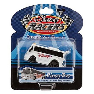 Disney Racers - Die Cast Car - Disney Bus