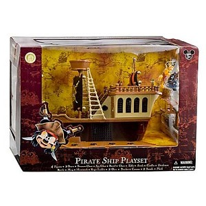 Disney Figurine Set - Pirates of the Caribbean Deluxe